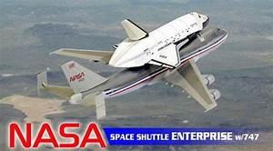 "56183 - Space Shuttle ""Enterprise"" Testing Mission w ..."