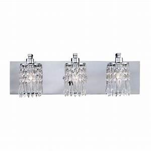 Elk Lighting 112303 Crystal Optix Vanity Light
