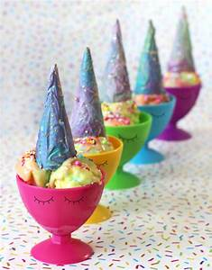 The Craft Patch: Unicorn Ice Cream Party Treats