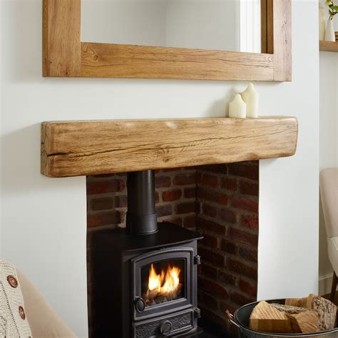 Decorating Gorgeous Floating Mantel For Your Interior