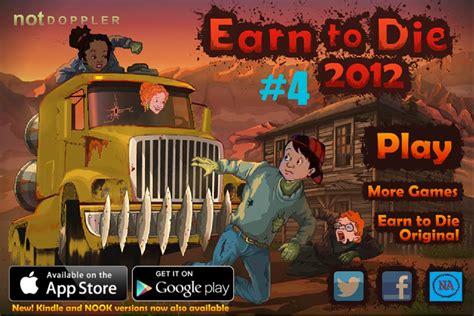Earn To Die 2012 Part 4