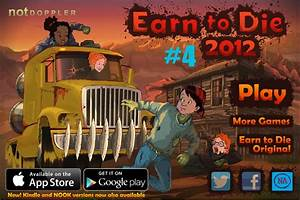 Earn to Die 2012 Part 4: Michael Zombay - YouTube