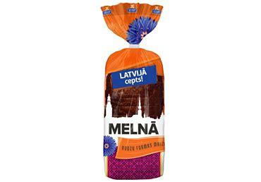 Rudzu maize Melnā Latvijā cepts 600g
