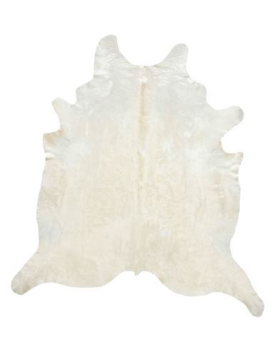 Yellow Cowhide Rug by Ivory With Beige And Yellow Undertones Cowhide Rug