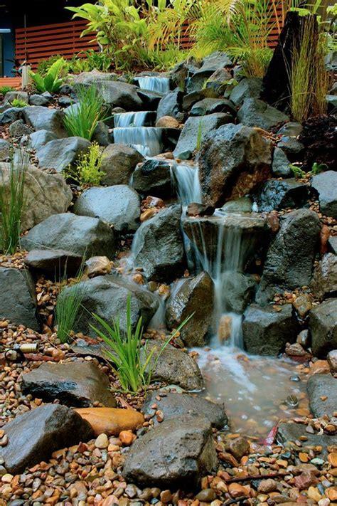 backyard streams and waterfalls 797 best backyard waterfalls and streams images on