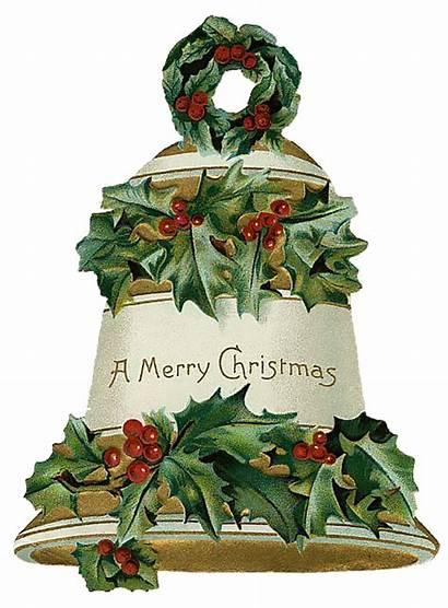 Victorian Christmas Clipart Clip Carolers Bells Cut