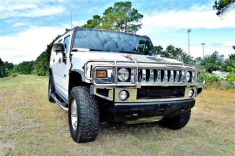 old car owners manuals 2004 hummer h2 head up display buy used 2003 hummer h2 base sport utility 4 door 6 0l in louisville kentucky united states