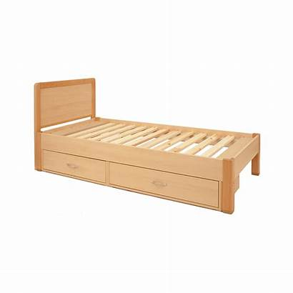 Bed Double Drawers Headboard Beds Base Height