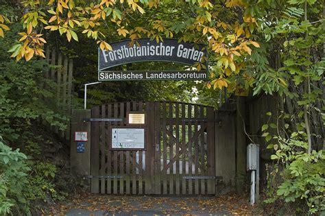 Botanischer Garten Sachsen by Botanische G 228 Rten In Sachsen
