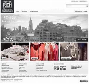 Online Shop Hamburg : sportswear better rich launcht online shop ~ Markanthonyermac.com Haus und Dekorationen