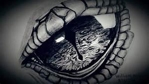 Cool Drawings Of Dragon Eyes | www.pixshark.com - Images ...