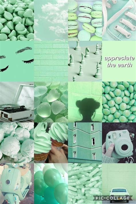 mintgreen wallpaper astheticwallpaperiphonenature