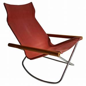 Takeshi Nii QuotNYquot Folding Rocking Chair For Sale At 1stdibs