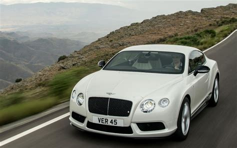 bentley continental gt the car that saved the company