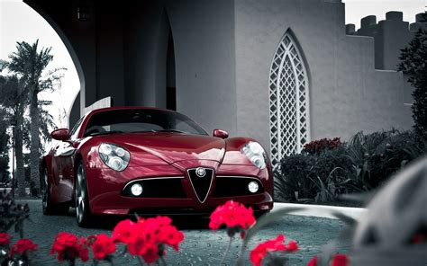 awesome wallpapers  fine alfa romeo backgrounds