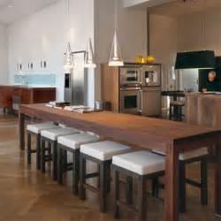 table island kitchen environmentally aware kitchens from hansen