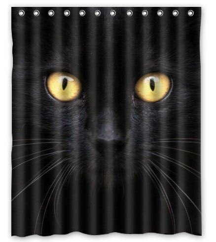 bravovision the black cat in the waterproof polyester