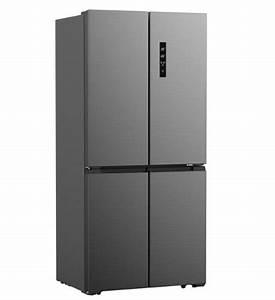 Kulkas 451l Berdampingan Besar Dan Freezer  Empat Pintu