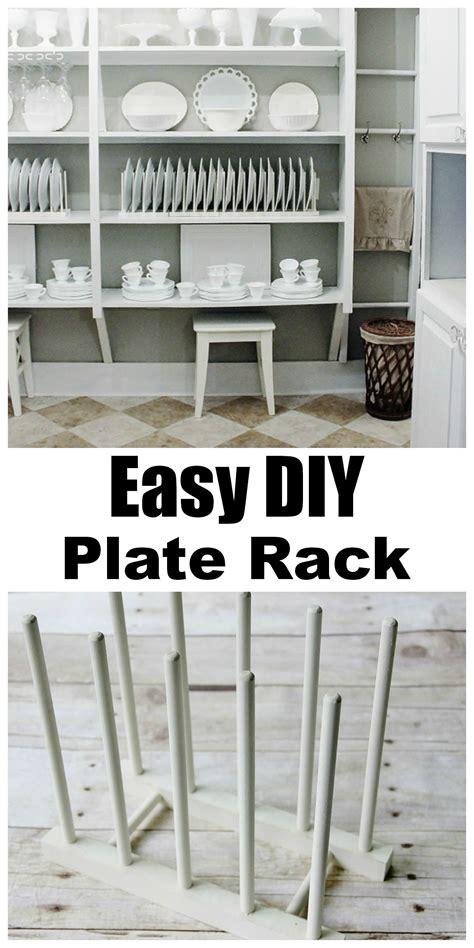 simple plate display rack plate racks custom plates