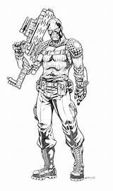 Joe Gi Coloring Printable Plague Grimskull Atkins Deathstroke Viper Kolorowanki Robert Deviantart Cartoon Character Dzieci Drawings Dla Cobra Comic Characters sketch template