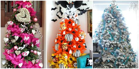 holiday trees  decorate  home  year holiday