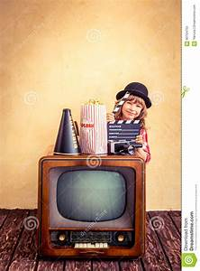 Retro Tv Board : cinema stock photo image 60704753 ~ Indierocktalk.com Haus und Dekorationen
