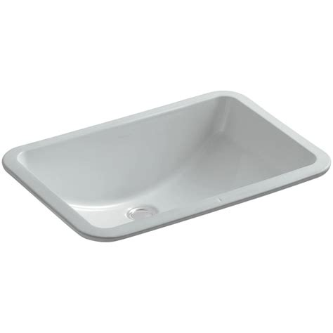 Kohler Ladena Sink K 2214 by Kohler Ladena 20 7 8 In Undermount Bathroom Sink With