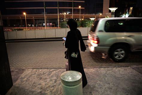 Las Carreteras Saudíes Ya No Son Solo Para Hombres