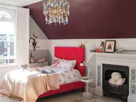 chambre couleur aubergine peinture chambre 20 couleurs déco pour repeindre ses murs