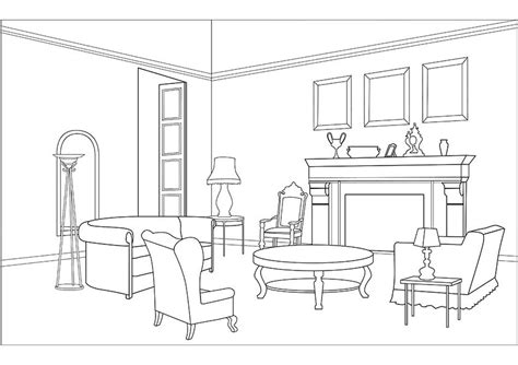 dining room clipart black  white  clipart station
