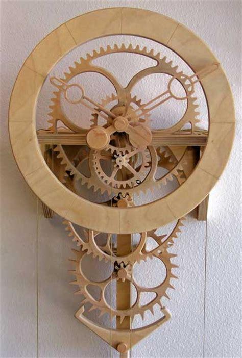 wooden gear clock genesis design woodwork wood clock gear design pdf plans