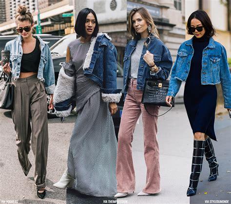 wear  denim jacket blue   fashion  year