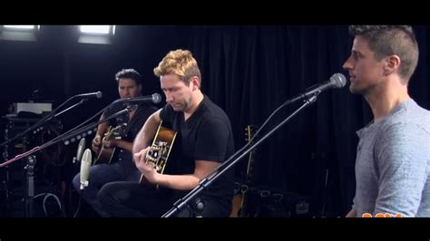 Nickelback What Are You Waiting For? (acoustic Live
