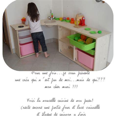 cuisine fille en bois cuisine enfant en bois clic pique