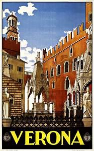 Vintage Verona Italy TRAVEL Print, Wall Decor Prints, Home