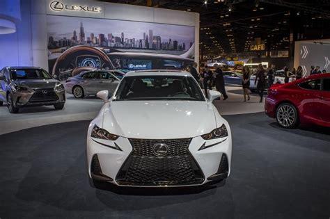 lexus   sport top speed