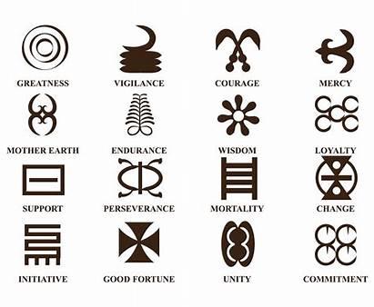Symbols African Vector Symbol Tattoos Cherokee Change
