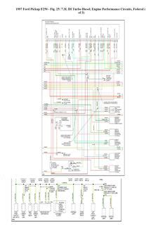 99 F350 Powerstroke Wiring Diagram by 7 3 Powerstroke Wiring Diagram Search Work Crap