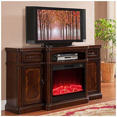 cherry media electric fireplace  big lots biglots
