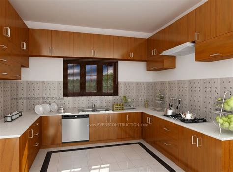 Interior Design For Kitchen Room by Design Interior Kitchen Home Kerala Modern House Kitchen