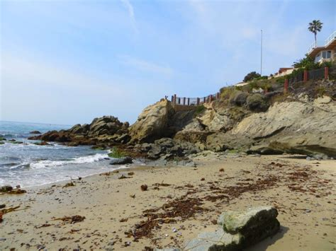 moss street beach laguna beach ca california beaches