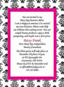 mary kay invitation flickr photo sharing With mary kay invite templates