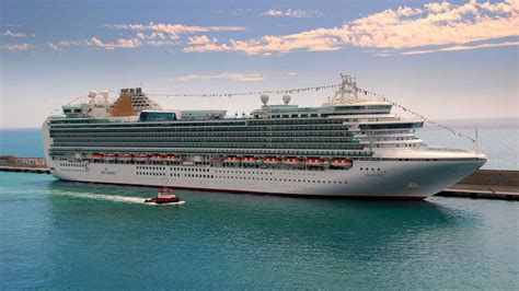 Passenger Falls Off Cruise Ship