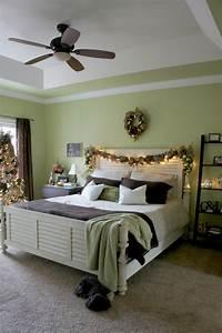30, best, christmas, bedroom, decor, ideas