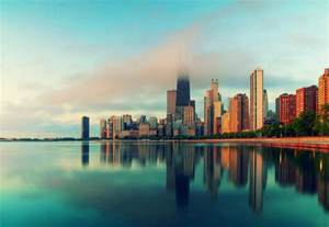 Chicago Skyline Desktop