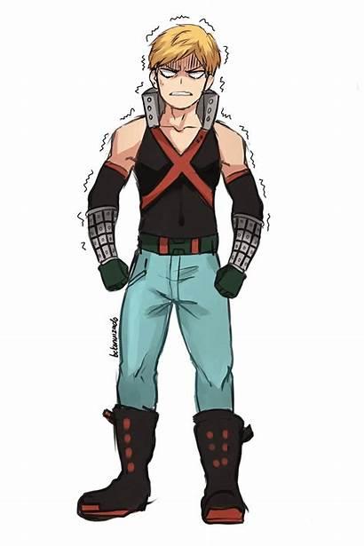 Hero Academia Anime Bakugo Jeanist Boku Kirishima