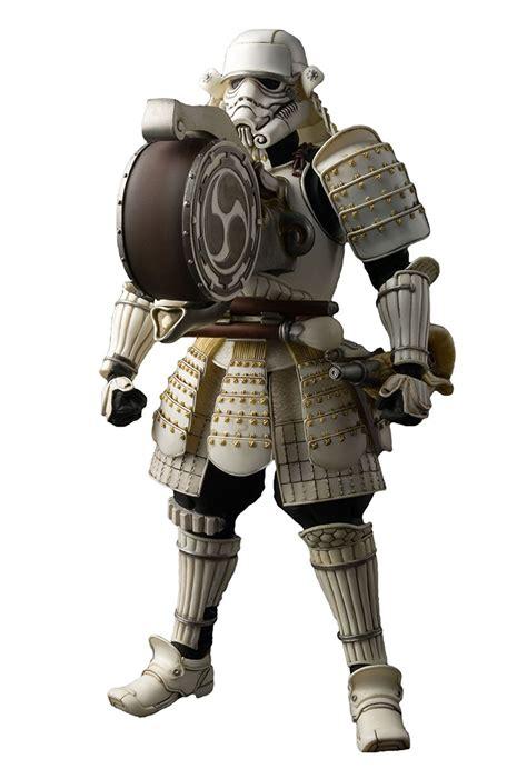 Star Wars Samurai-Style Stormtrooper - Walyou
