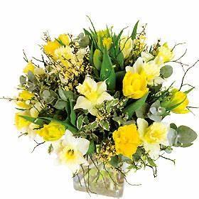 Bouquet De Printemps : bouquet interflora tendresse le pouvoir des fleurs ~ Melissatoandfro.com Idées de Décoration