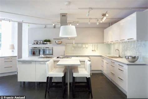 cuisine ikea abstrakt cuisine ikea ringhult blanc brillant appartementero tk