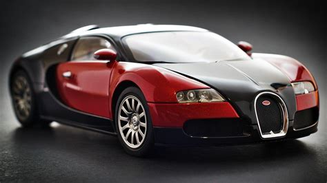 Black Bugatti Veyron Wallpapers